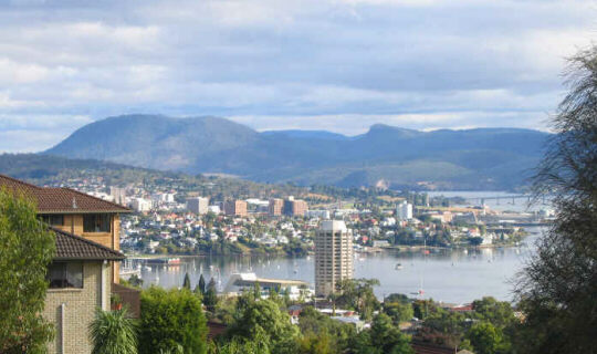Découvrez Hobart, la capitale de l'État australien de Tasmanie