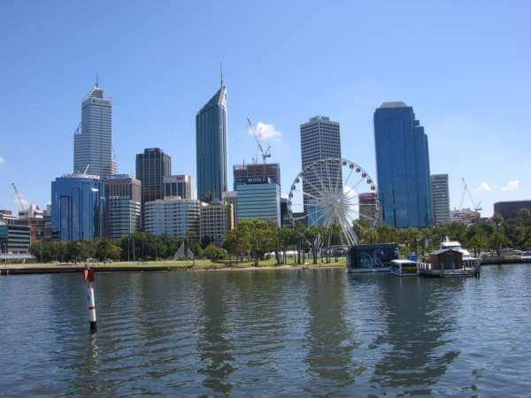 Découvrez Perth, la capitale de l'Australie occidentale