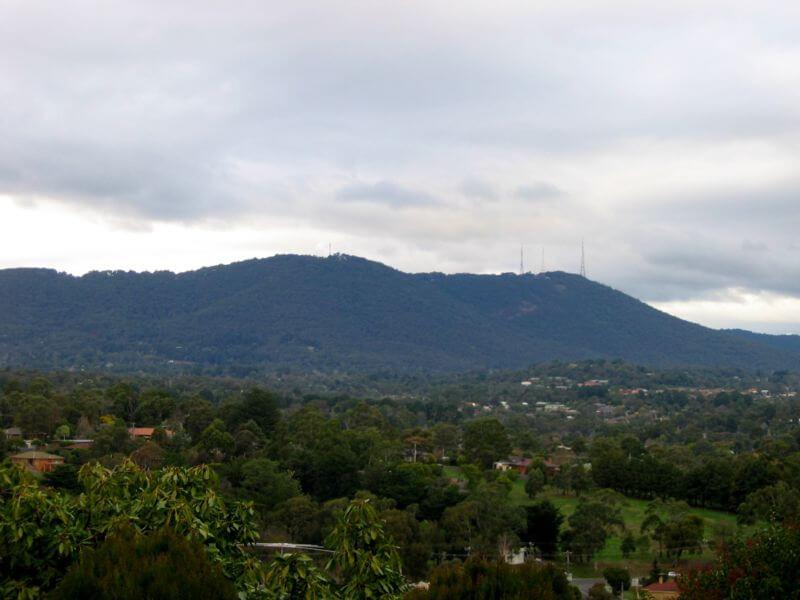 Découvrez les monts Dandenong (Dandenong Ranges) en Australie