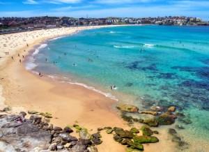 Bondi Beach Australie