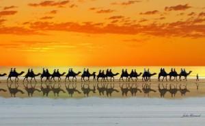 Broome plage