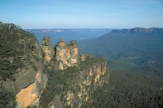 Découvrez les montagnes australiennes