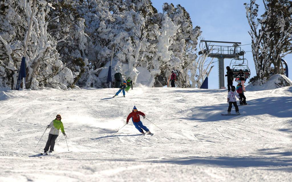 Les meilleures stations de ski en Australie