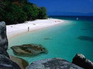 Cairns, la porte vers la Grande Barrière de Corail, Port Douglas et le parc national de Daintree