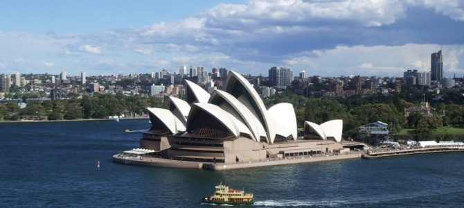 Les 5 meilleures villes pour travailler en Australie
